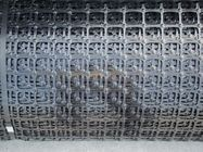 6cm*6cm From 15KN M PP Geogrid Fabric For Road Pavement