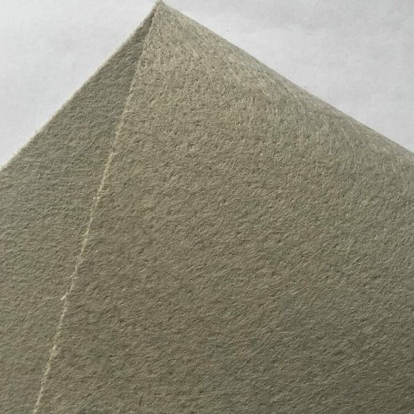 Staple Fiber Geotextile Non Woven Filter Fabric For Drainage